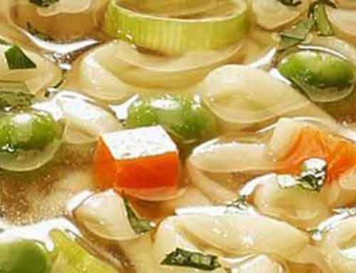 Instant-Nudelgerichte erhöhen Gesundheitsrisiko