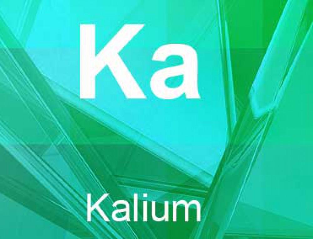 Kalium – Kaliummangel – Symptome – Tagesbedarf