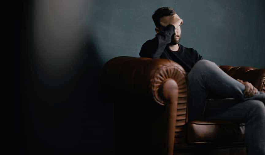 Büro psychische Erkrankungen