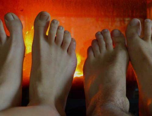 Einlagen können bei bestimmten Fußerkrankungen helfen