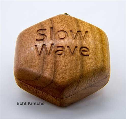 Magnetfeldsystem Slow Wave Anhänger Kirsche